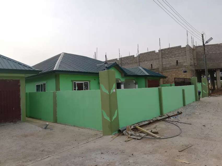 2 bedroom house for sale at pokuasi 0