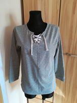 Bluzka dekolt wiązany, sznurowany. M, L, XL