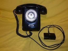Телефон настенный, дисковый, стационарный СССР 1966г.