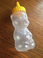 Продам бутылочку с крышкой-дозатором в форме Мишки
