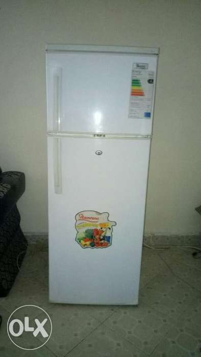 Ramptoms double door Fridge 0