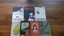 Książki literatura różne po 4 złote