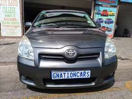 Toyota corolla verso 1.6 Sx manual 2009 for Sell