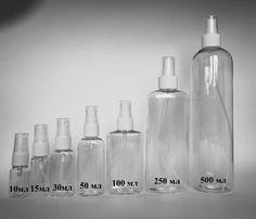 Флаконы пластиковые, пробники, тестеры, бутылочки 10мл - 500мл и др.