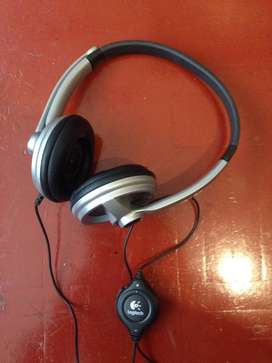 Logitech headphone