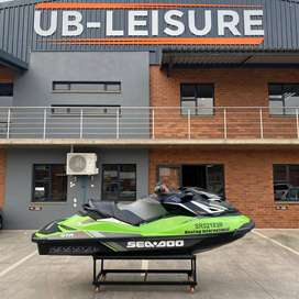 2017 SEADOO GTR X 230 - 57 HOURS | UB LEISURE