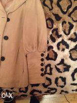 Продам кашемировое пальто Stella Polare 44размер ( S,M )