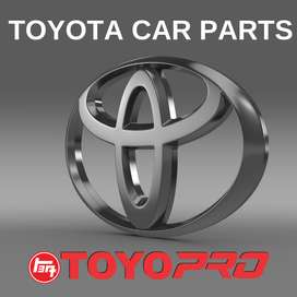 NEW & Used Toyota Automotive Spares and Accessories.