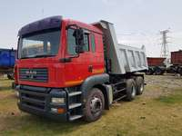 Image of 6m3 and 10 m3 Tipper Trucks for sale from R200 000