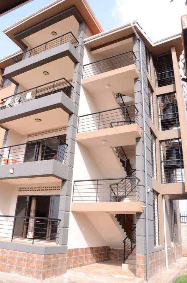 posh fully furnished 3 bedroom apartment in Ntinda at 3.7m 0