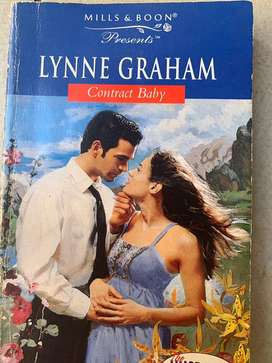 Mills & boon: Contract baby