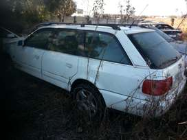 1992 Audi a6 stationwagon stripping as spares
