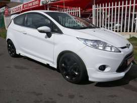 2009 Ford Fiesta 1.6 3-Door Titanium For Sale
