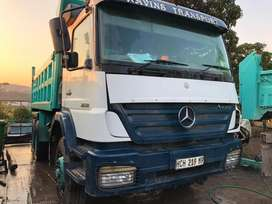 Mercedes 2628 axor tipper