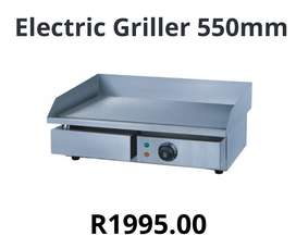 Electric Griller 550mm