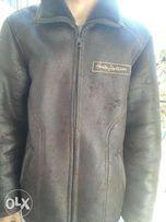 Дублёнка куртка мужская