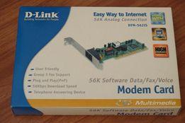 Внутренний факс-модем D-Link DFM-562IS