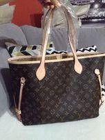 Nowa torba+kosmetyczka Louis Vuitton idealna na prezent klasyczna