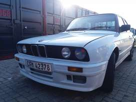Bmw 318i for sale and its still in fair condition