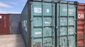 Second hand 6m and 12m containers for sale