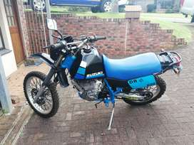 Suzuki Dr600 for sale