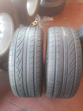 255/5518 Hifly vigorous used tyres still in good condition