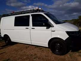 VW TRANSPORTER T6 CREW BUS