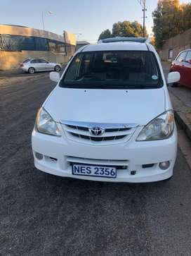 Clean Toyota Avanza For sale