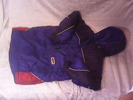 Куртка подростковая Toma,фирменная с капюшоном на мальчика 10-12 л