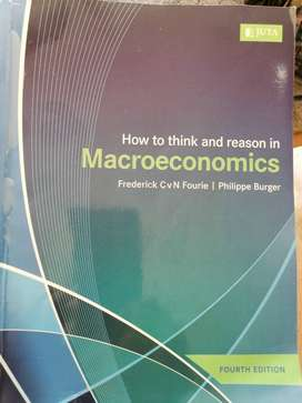 How to think and reason in Macroeconomics 4th edition