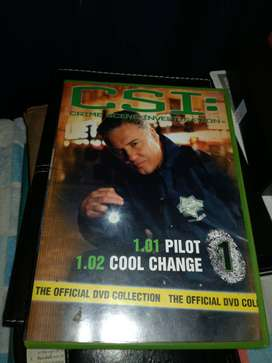 Csi box set season 1 - 3