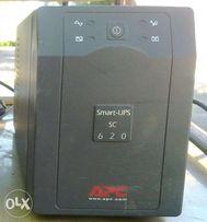 Источник бесперебойного питания (UPS) APC Smart-UPS sc620
