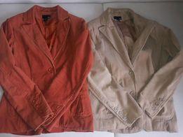 Пиджак жакет h&m р.40 вельветовый