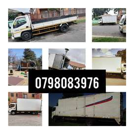 TRUCKS AND BAKKIES FOR HIRE TRANSPORT SERVICES