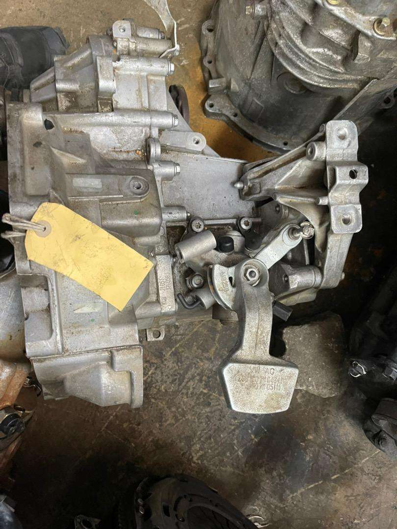 VW POLO / GOLF5 // GOLF 6 (6 spd) GEARBOXES
