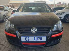 2007 Volkswagen polo 1.6 Bujwa Manual