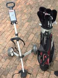 Left handed golf clubs ladies for sale  South Africa