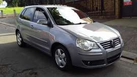 2006  VW POLO BUJWA 1.6 MANUAL