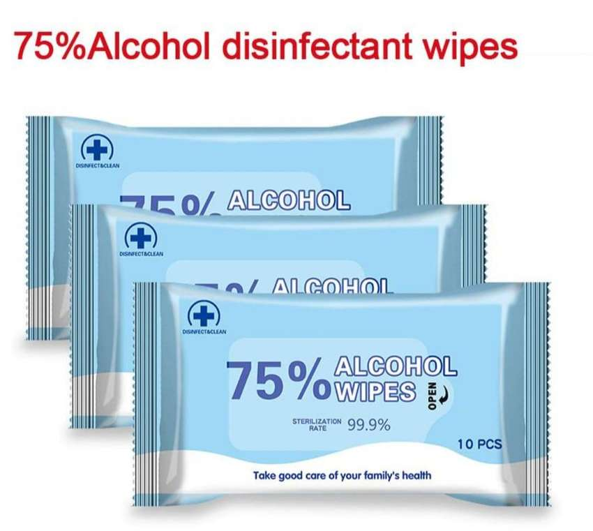 Alcohol wet wipes 0