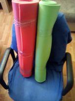 Каремат-коврик для йоги однослойный. Толщина 5мм. Остаток 3 штуки