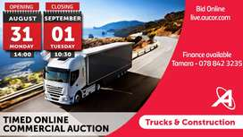 CPT Timed Online Commercial Auction
