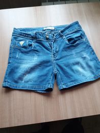 Spodenki jeansy
