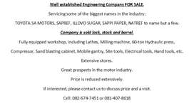WELL ESTABLISHED ENGINEERING FIRM