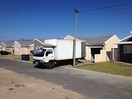 Removals and truck hire