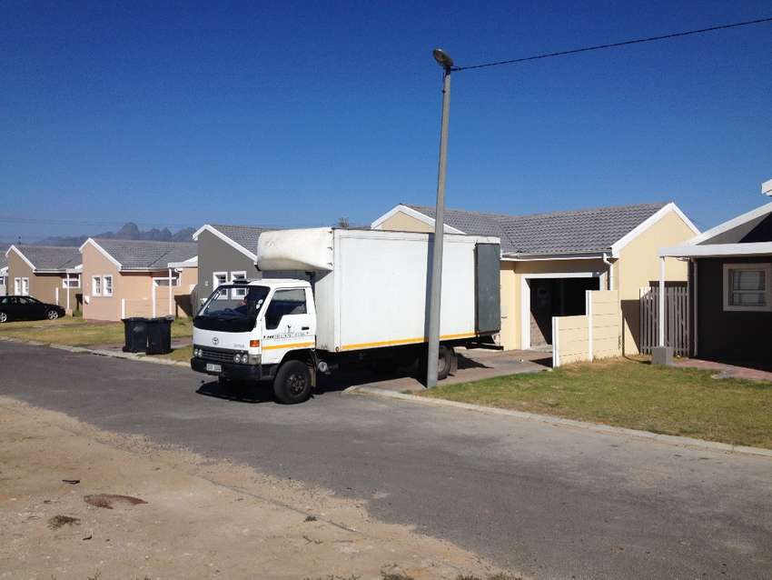 Removals and truck hire 0
