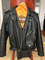 komplet skórzany na hd firmy Wilsons Leather