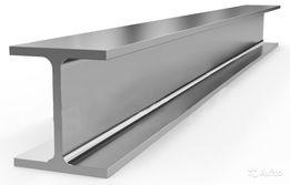Двутавр алюминиевый 19x30 мм
