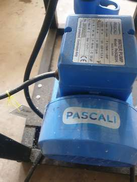 Pascali Waterpump 4 sale - almost new