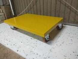 Wózek transportowy platforma