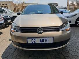 2016 Volkswagen Polo vivo 1.4 Manual